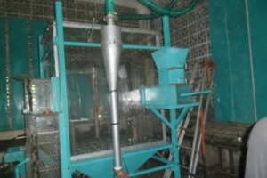 Biomass Gasification Cold Model